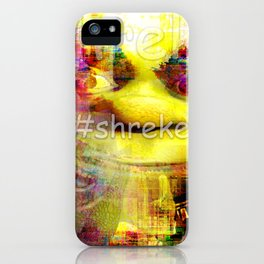 #shreked iPhone Case