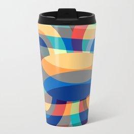 Marine abstraction II Travel Mug
