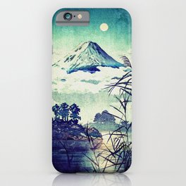The Midnight Waking iPhone Case