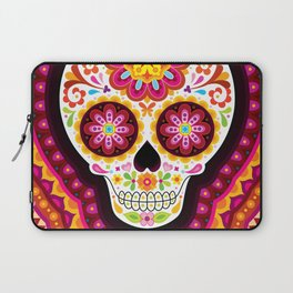 Sugar Skull (Mesmerize) Laptop Sleeve