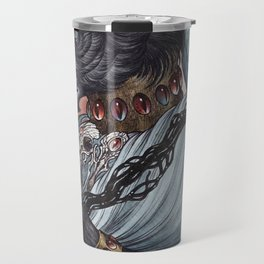 Jack of Spades art print Travel Mug
