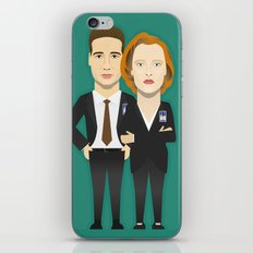 Watching The Detectives #4: Portrait iPhone & iPod Skin