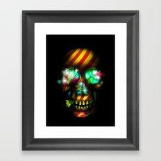 skullawag Framed Art Print