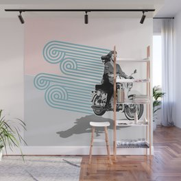 MOTO Margret Style Wall Mural