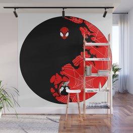 SPIDER-MAN YIN YANG Wall Mural