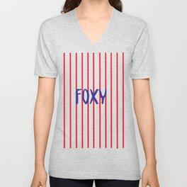 Sexy Foxy Unisex V-Neck