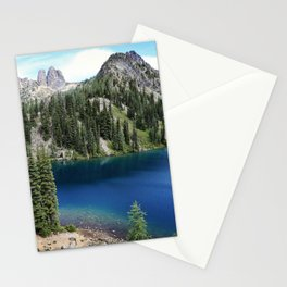 Early Winters Spires Stationery Cards
