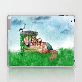 Shoe House Laptop & iPad Skin