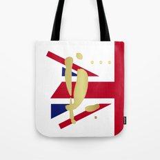 YL in London Tote Bag