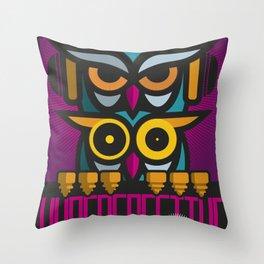 Hyperspective Throw Pillow