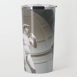 Florence, I Statue of David Travel Mug