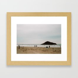 Tofino, British Columbia Canada Framed Art Print