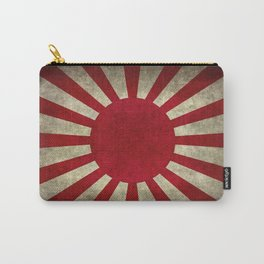 The imperial Japanese Army Ensign Flag Carry-All Pouch