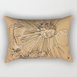 Dandelion #1 Rectangular Pillow
