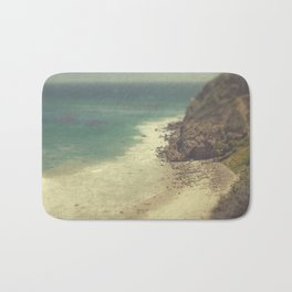 Vintage Malibu Beach Bath Mat