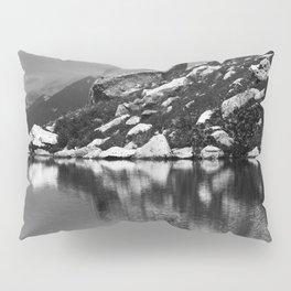 lake in mountains Pillow Sham