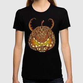 Celtic Halloween pumpkin T-shirt