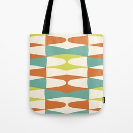 Zaha Lime Tote Bag
