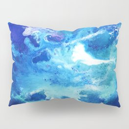 Nihal - Abstract Costellation Painting Pillow Sham