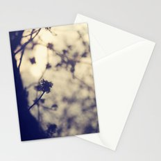 before the sun comes down Stationery Cards