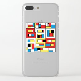 Bad Ass Clear iPhone Case