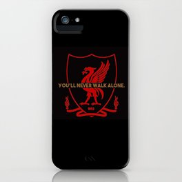 #YNWA iPhone Case