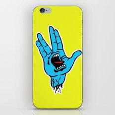 Screaming Vulcan iPhone & iPod Skin
