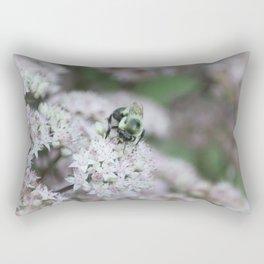 Hard worker Rectangular Pillow