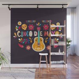 Cinco de Mayo – Guitar Wall Mural