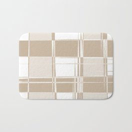 I Liked Plaid Before Plaid Was Cool (Hipster Series) Bath Mat