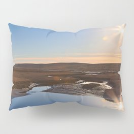 Twin Suns of Point Reyes Pillow Sham