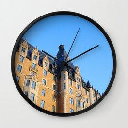 Delta Bess Wall Clock