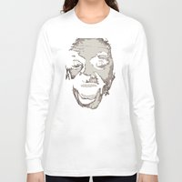 jack nicholson Long Sleeve T-shirts featuring jack nicholson by zarna
