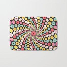 Donut Swirl Bath Mat