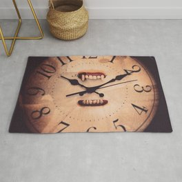 Time Consumer Rug