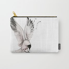 Benjamin and Cloud Carry-All Pouch