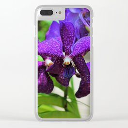 Uncertain Odds Clear iPhone Case