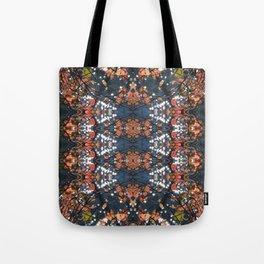 Autumnal mosaic Tote Bag