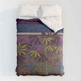 Kokum Flowers #17 Comforters