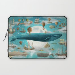 Ocean Meets Sky Laptop Sleeve