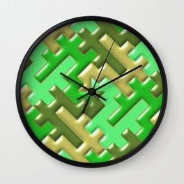 Geometrix 109 Wall Clock