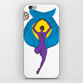 Ascension_Life Transformation iPhone Skin