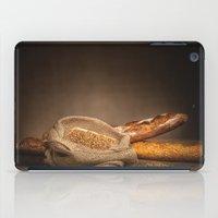 bread iPad Cases featuring Bread. by Alexey & Julia