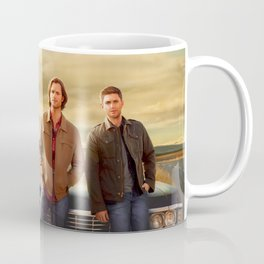 Family Don't End With Blood Coffee Mug