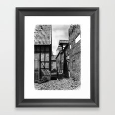 Lund Framed Art Print