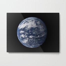 442. The Water Planet Metal Print