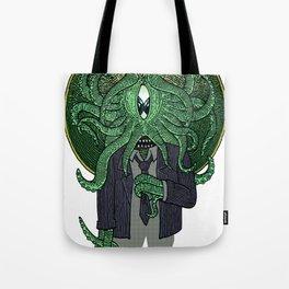 Eye of Cthulhu Tote Bag