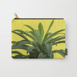 Euphorbia hypogaea(yellow) Carry-All Pouch