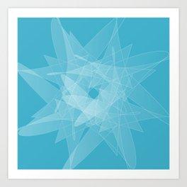 Spindrift (ocean) Art Print