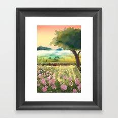day3 Framed Art Print